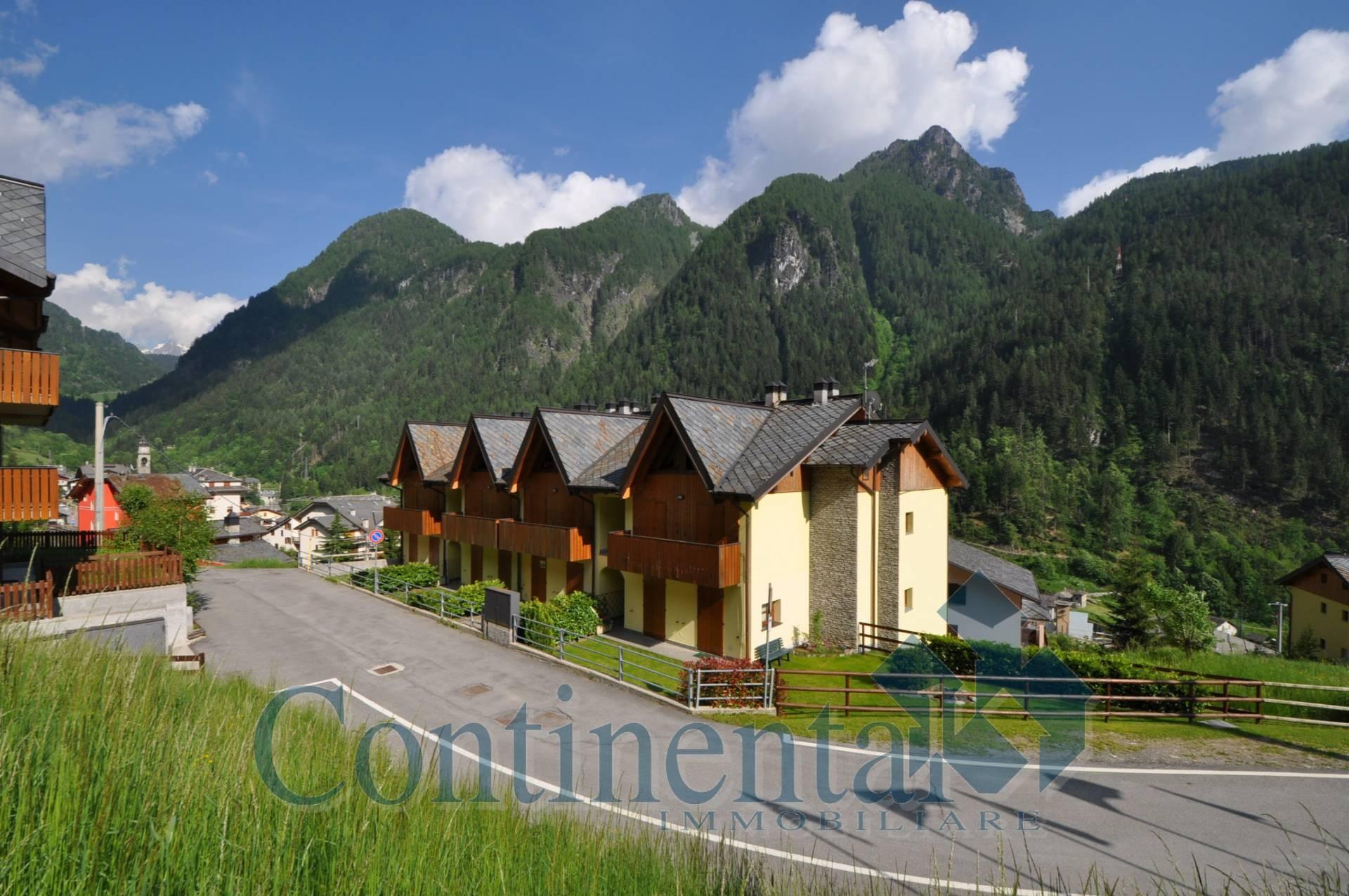 Appartamento in vendita a Carona, 2 locali, prezzo € 79.000 | PortaleAgenzieImmobiliari.it