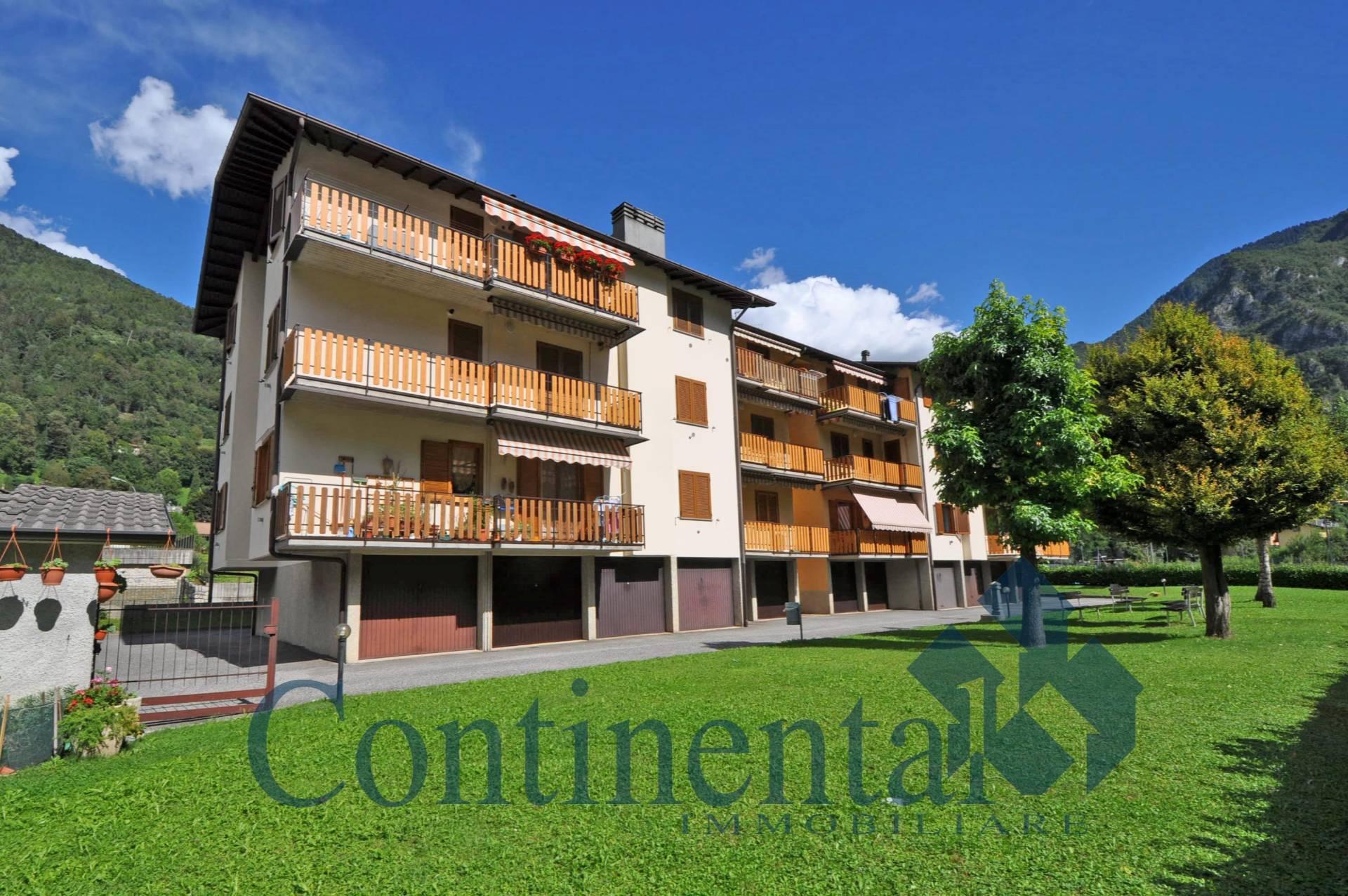 Appartamento in affitto a Piazza Brembana, 2 locali, prezzo € 209 | PortaleAgenzieImmobiliari.it