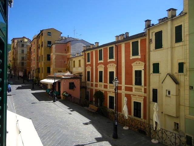 Appartamento in affitto a Camogli, 4 locali, prezzo € 450   Cambio Casa.it