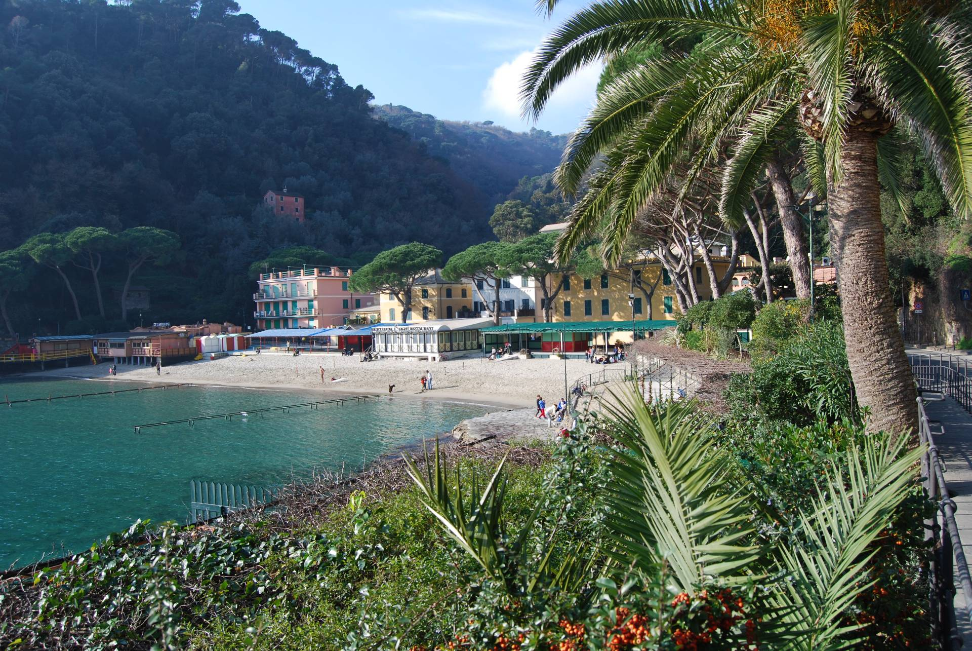 Bilocale Santa Margherita Ligure Via Paraggi A Monte 1