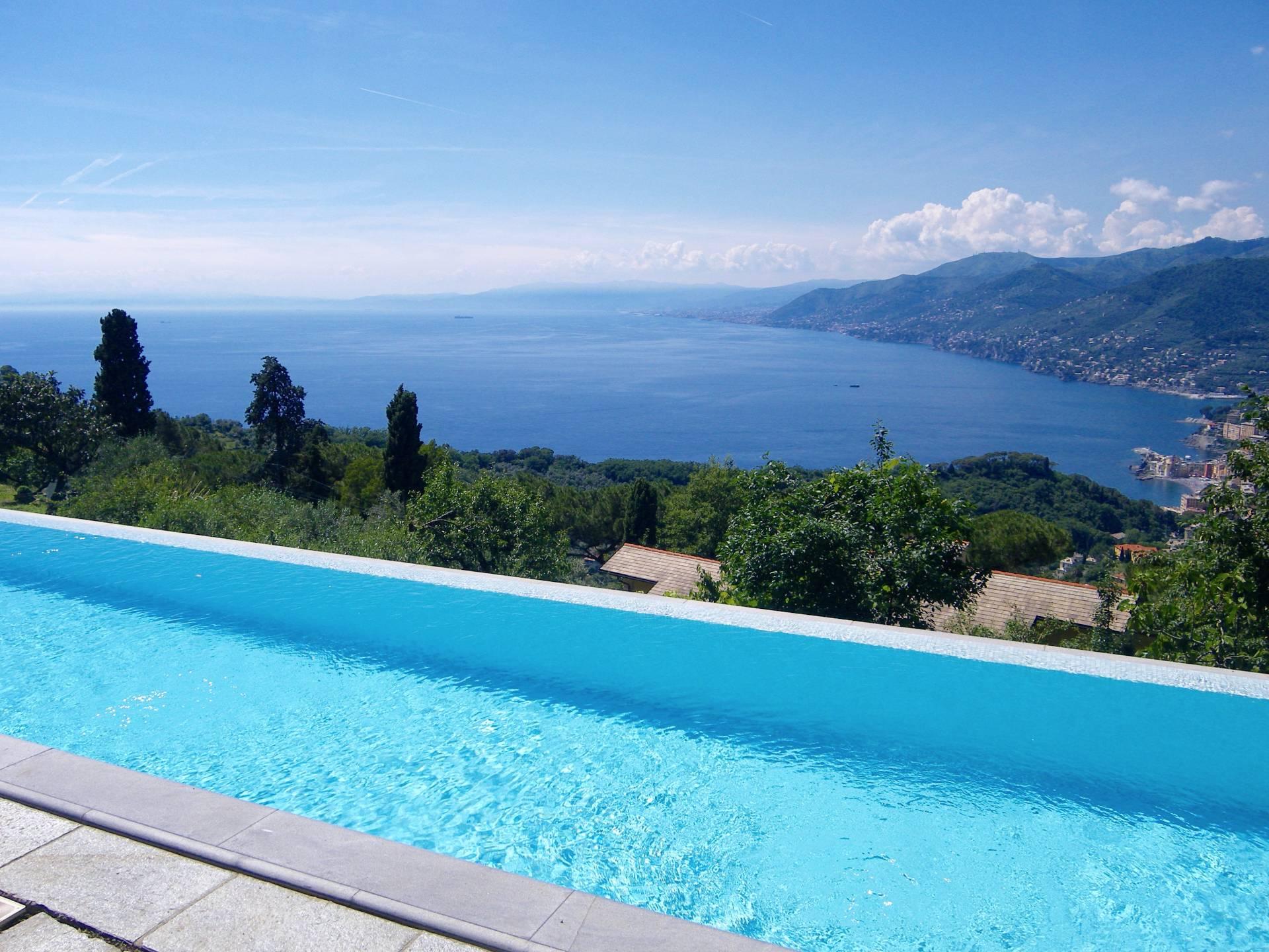 Villa in vendita a Camogli, 13 locali, zona Località: SanRocco, Trattative riservate   Cambio Casa.it