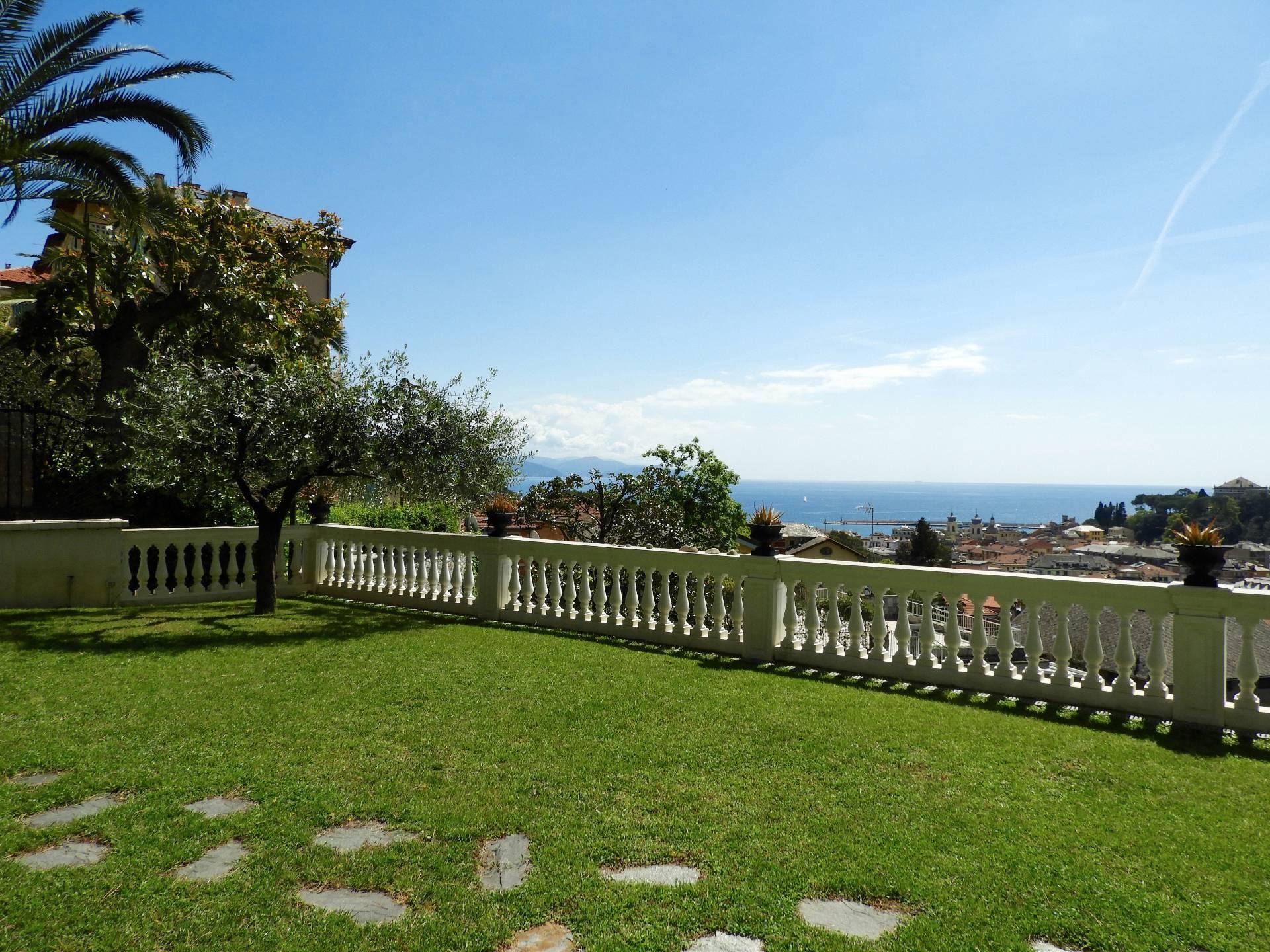 Villa in vendita a Santa Margherita Ligure, 9 locali, prezzo € 3.450.000   Cambio Casa.it