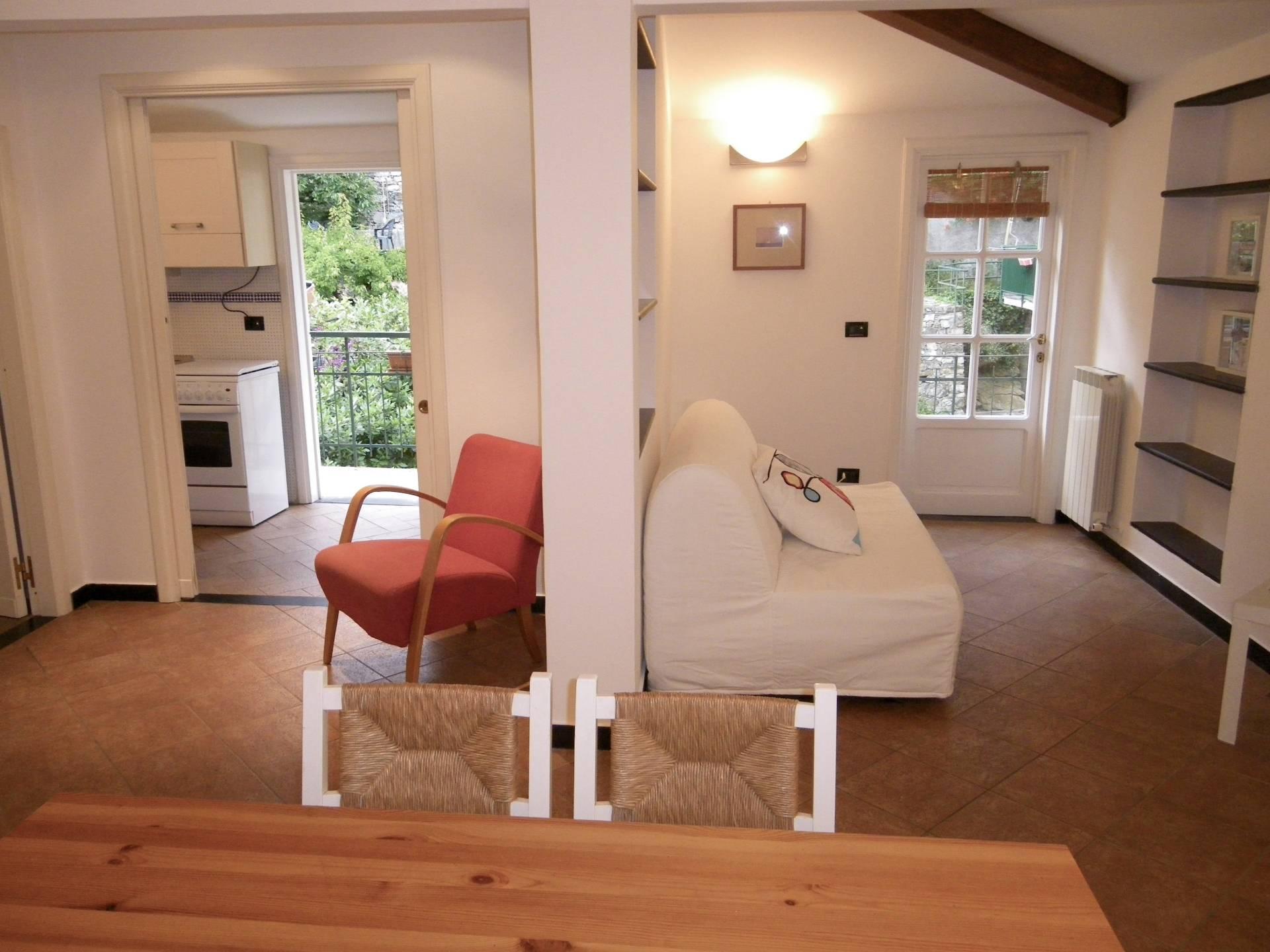 Appartamento in affitto a Camogli, 5 locali, prezzo € 700 | CambioCasa.it
