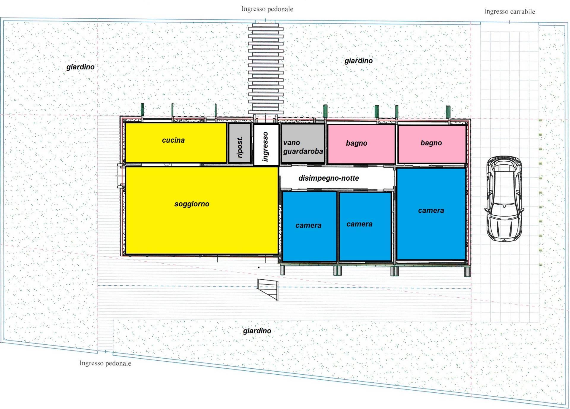 Terreno Edificabile Residenziale in vendita a Pisa, 9999 locali, zona Località: SanPieroaGrado, prezzo € 180.000 | Cambio Casa.it