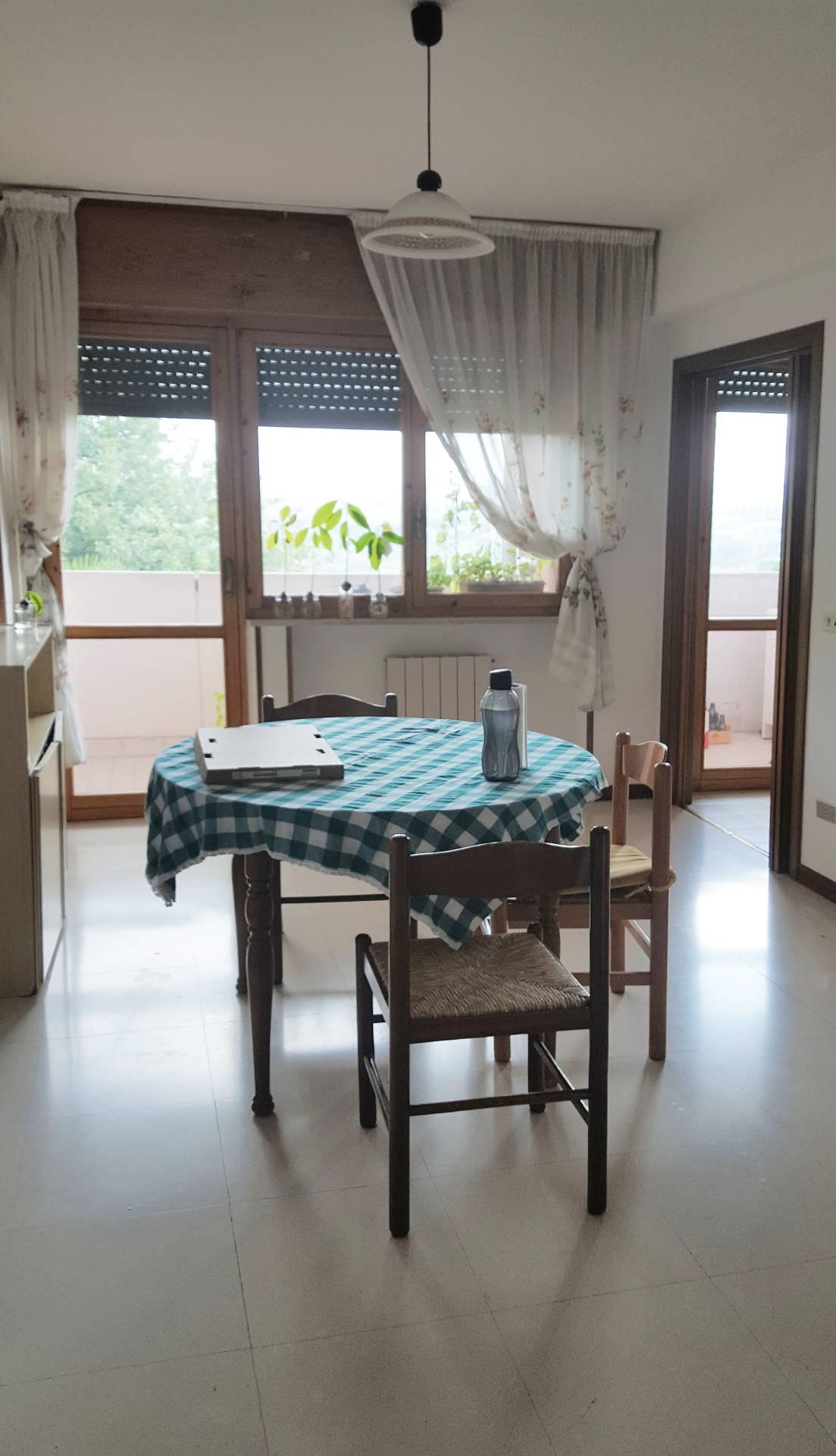 Appartamento in affitto a Teramo, 6 locali, zona Zona: Semicentro , prezzo € 150 | Cambio Casa.it