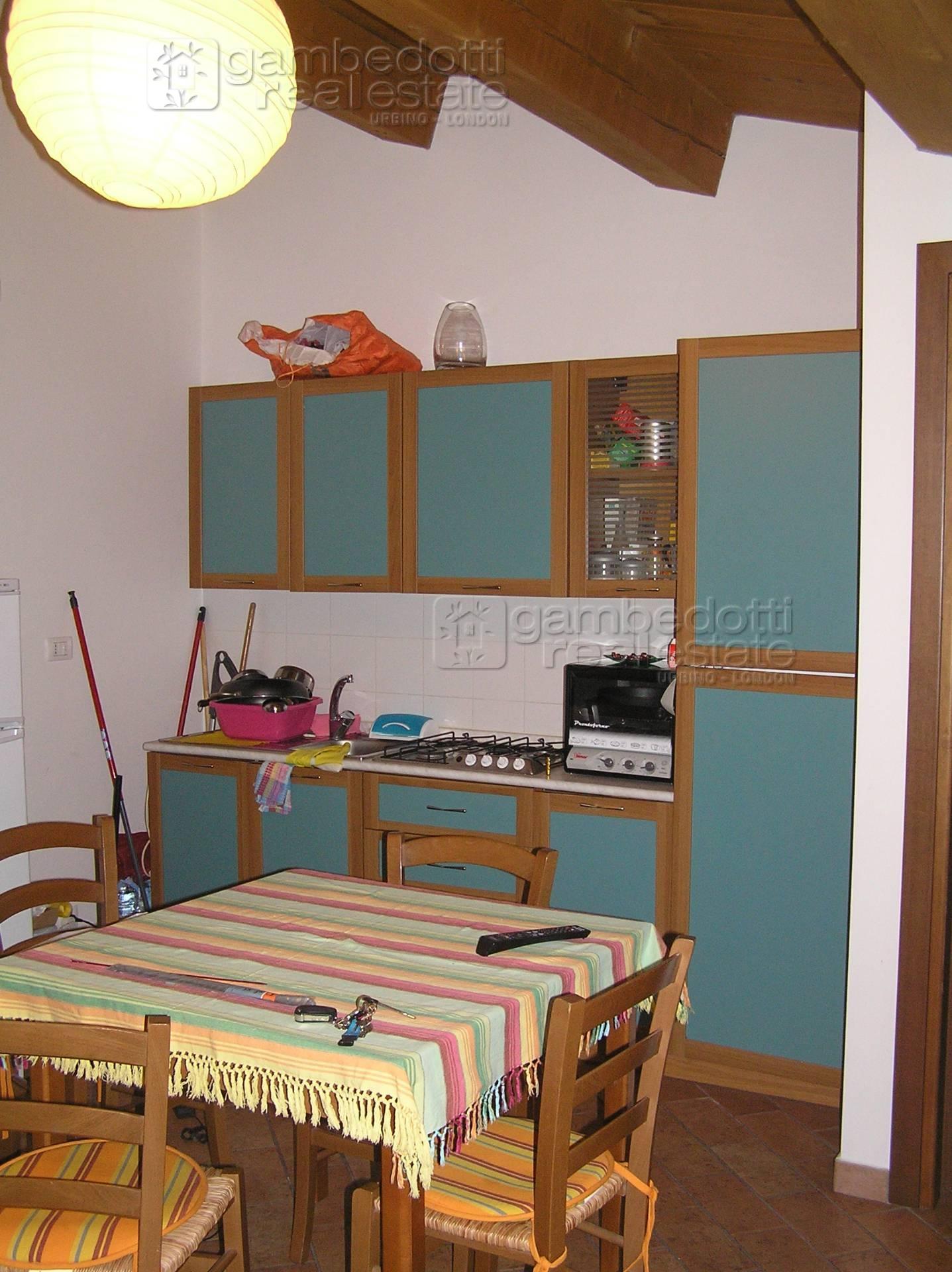 Bilocale Urbino  1