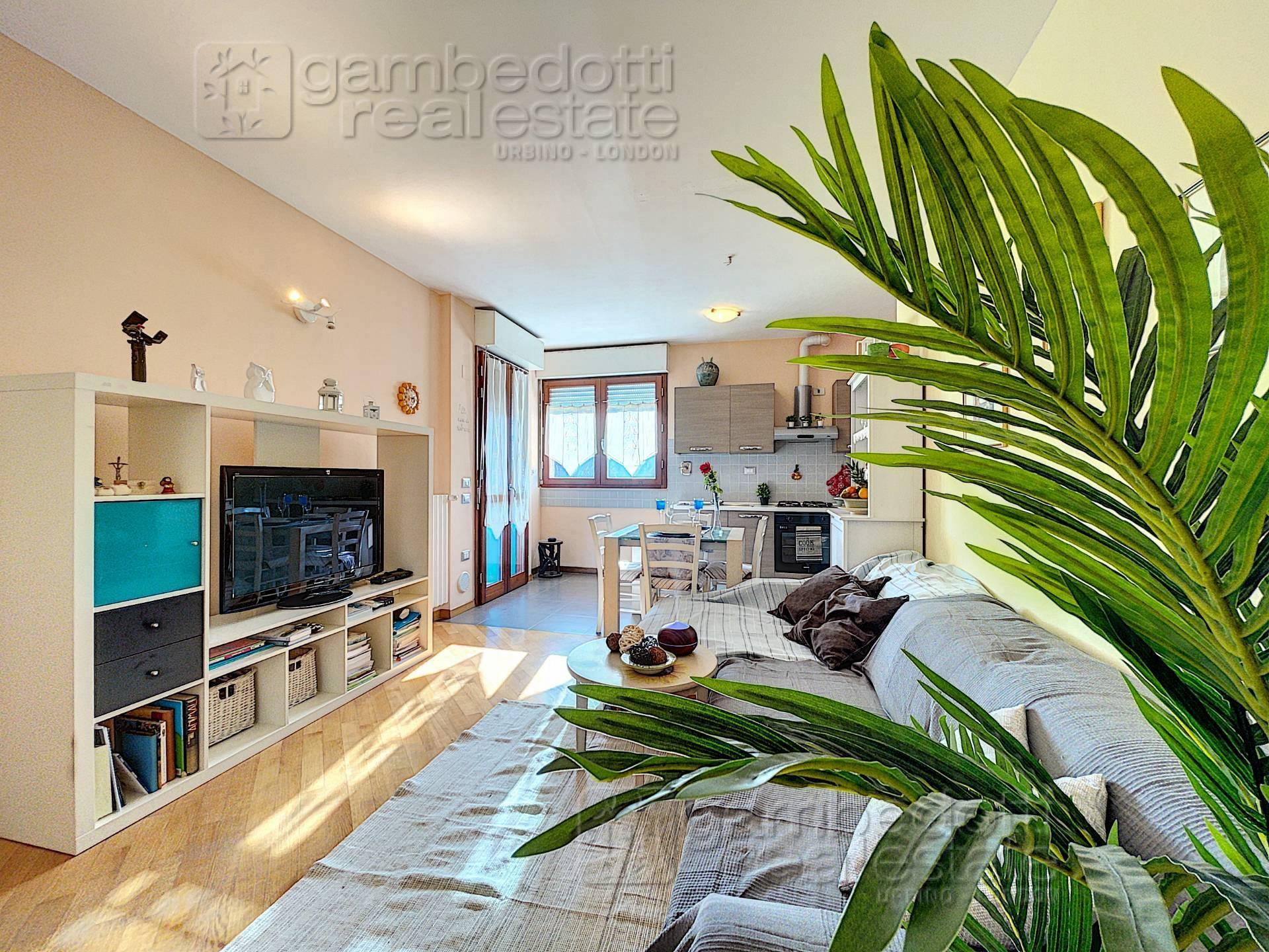 Appartamento in vendita a Urbino, 3 locali, zona Località: Ospedale, prezzo € 179.000 | PortaleAgenzieImmobiliari.it