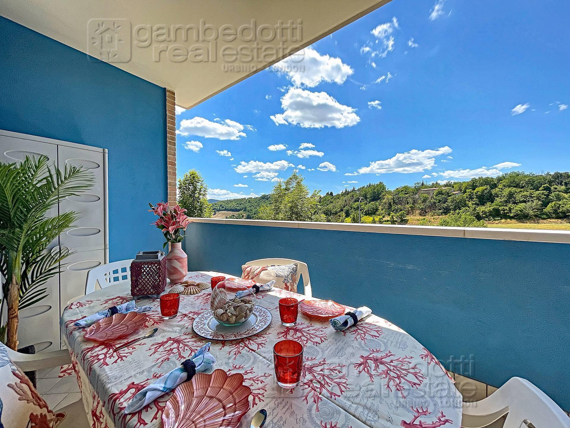 Appartamento in vendita a Urbino, 2 locali, zona Località: Ospedale, prezzo € 135.000 | PortaleAgenzieImmobiliari.it