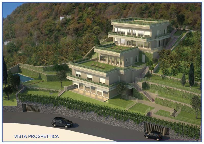vendita appartamento argegno   404000 euro  3 locali  86 mq