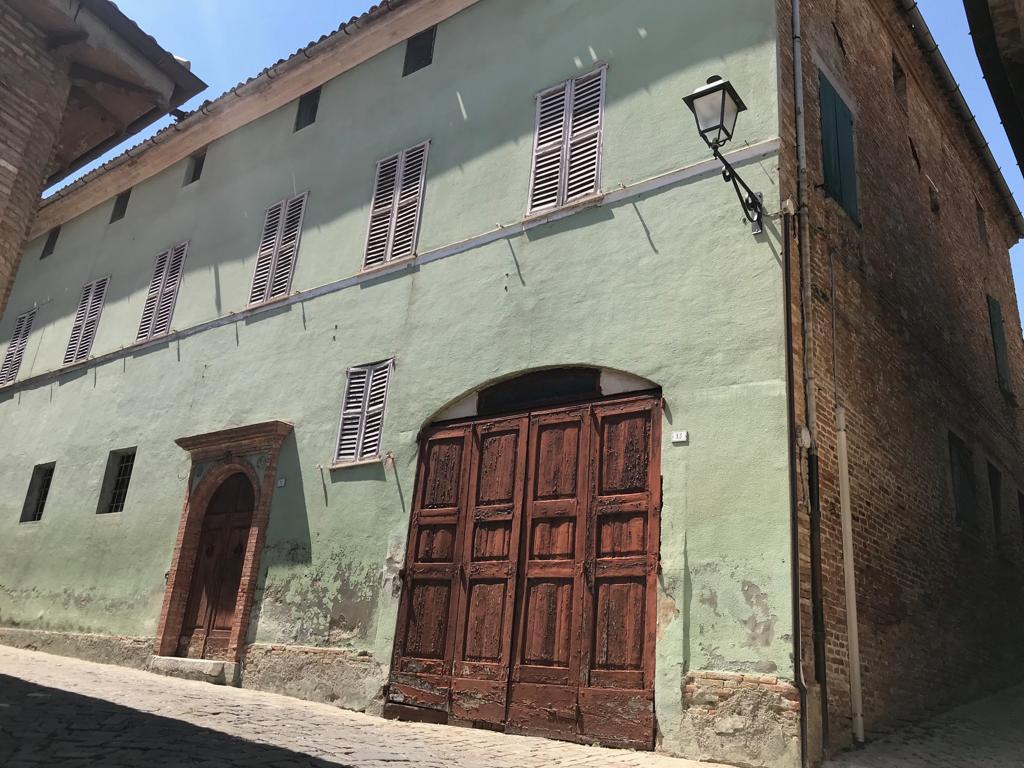 CASA INDIPENDENTE in Vendita a Mondavio (PESARO)