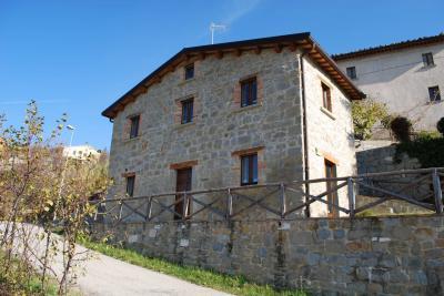 edificio cielo terra in Vendita a Roccafluvione