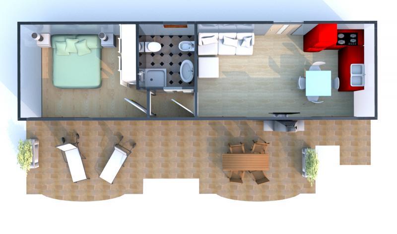 vendita appartamento monteprandone   120000 euro  1 locali  44 mq