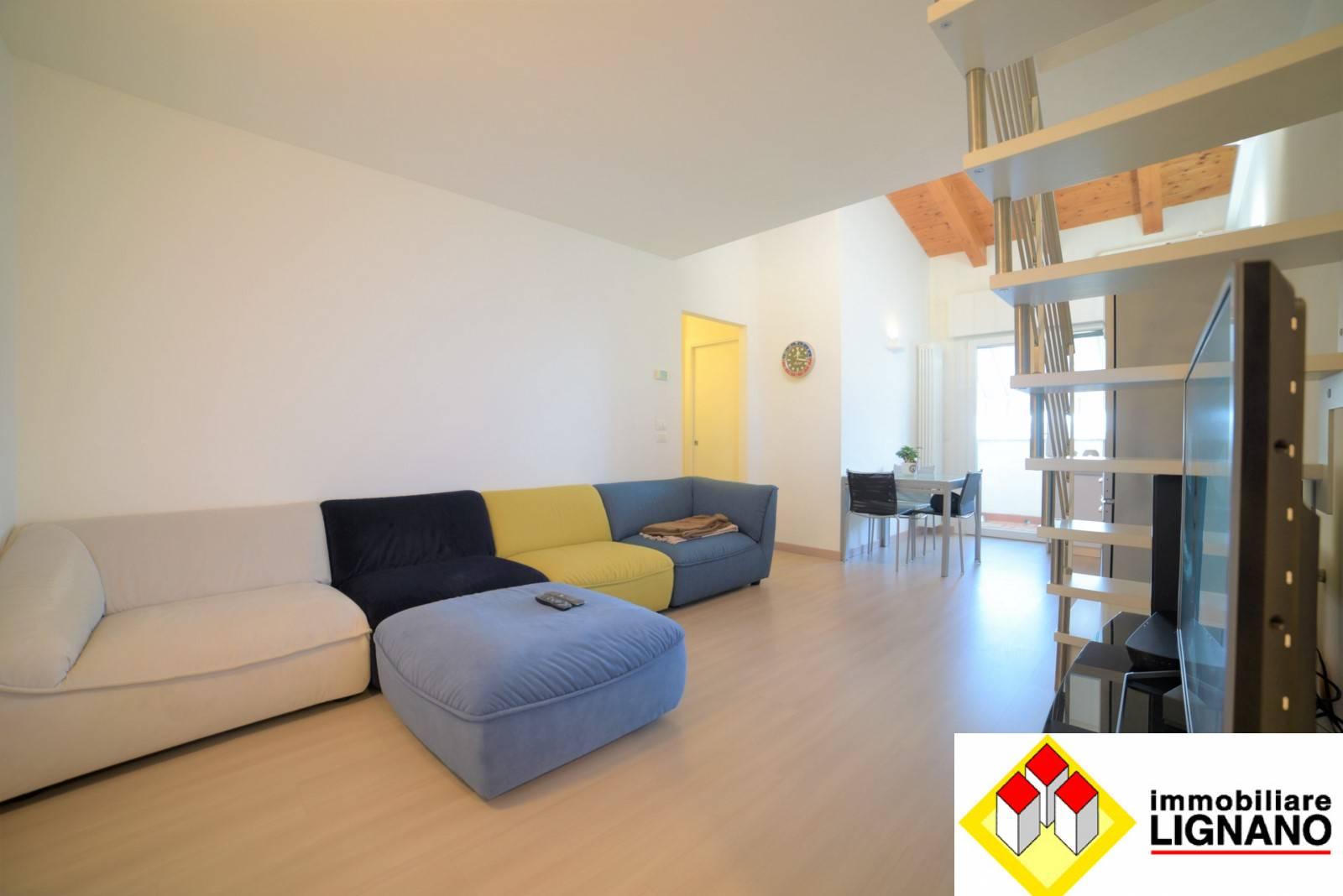 Appartamento in vendita a Latisana, 3 locali, zona Località: Semicentro, prezzo € 125.000 | PortaleAgenzieImmobiliari.it