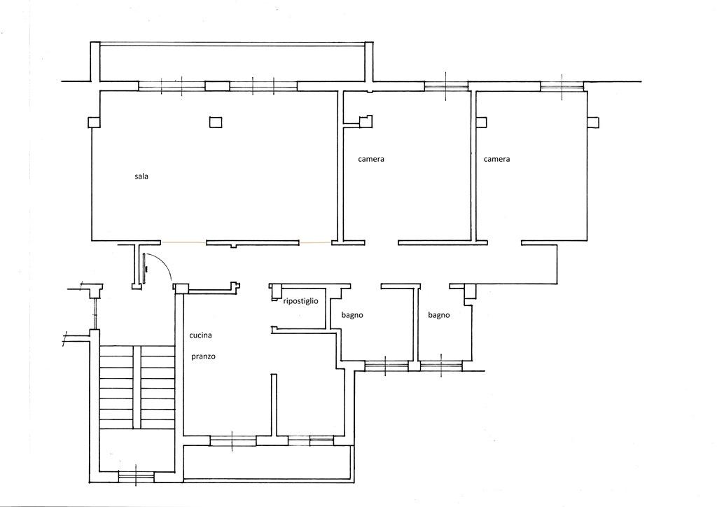 Appartamento in vendita, rif. v2360B