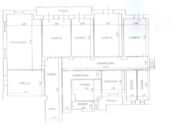 Appartamento in vendita, rif. v2449