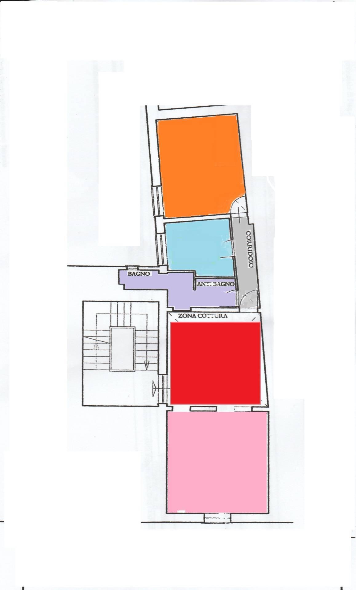 Appartamento in vendita, rif. V2784B