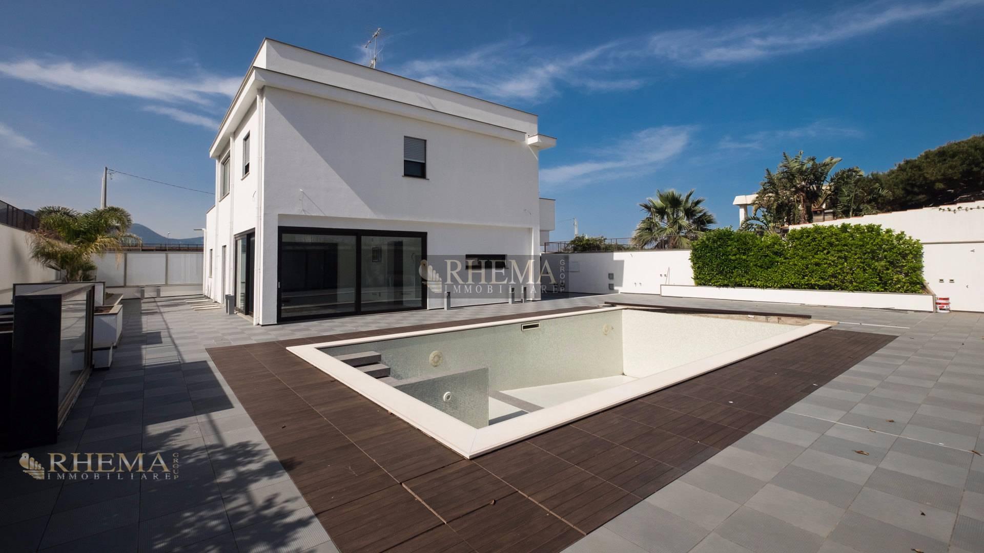 Villa in vendita a Isola delle Femmine, 10 locali, prezzo € 870.000 | Cambio Casa.it