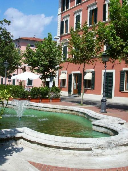 Vendesi Albergo a Montecatini-Terme