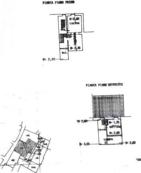 Appartamento in vendita a Pergine Valdarno, 4 locali, prezzo € 59.000 | Cambio Casa.it