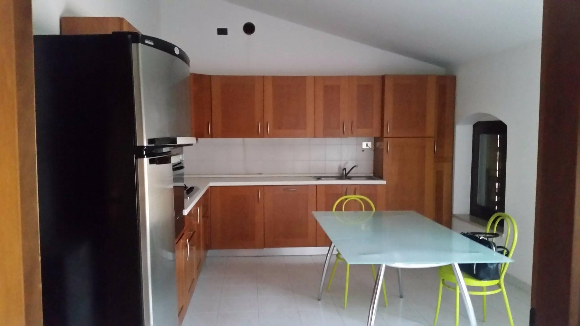 Appartamento in affitto a Soave, 4 locali, prezzo € 750   Cambio Casa.it