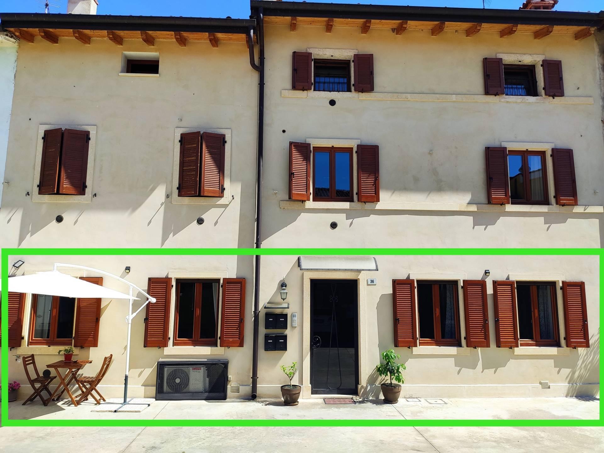 Appartamento in vendita a Soave, 3 locali, prezzo € 168.000   CambioCasa.it
