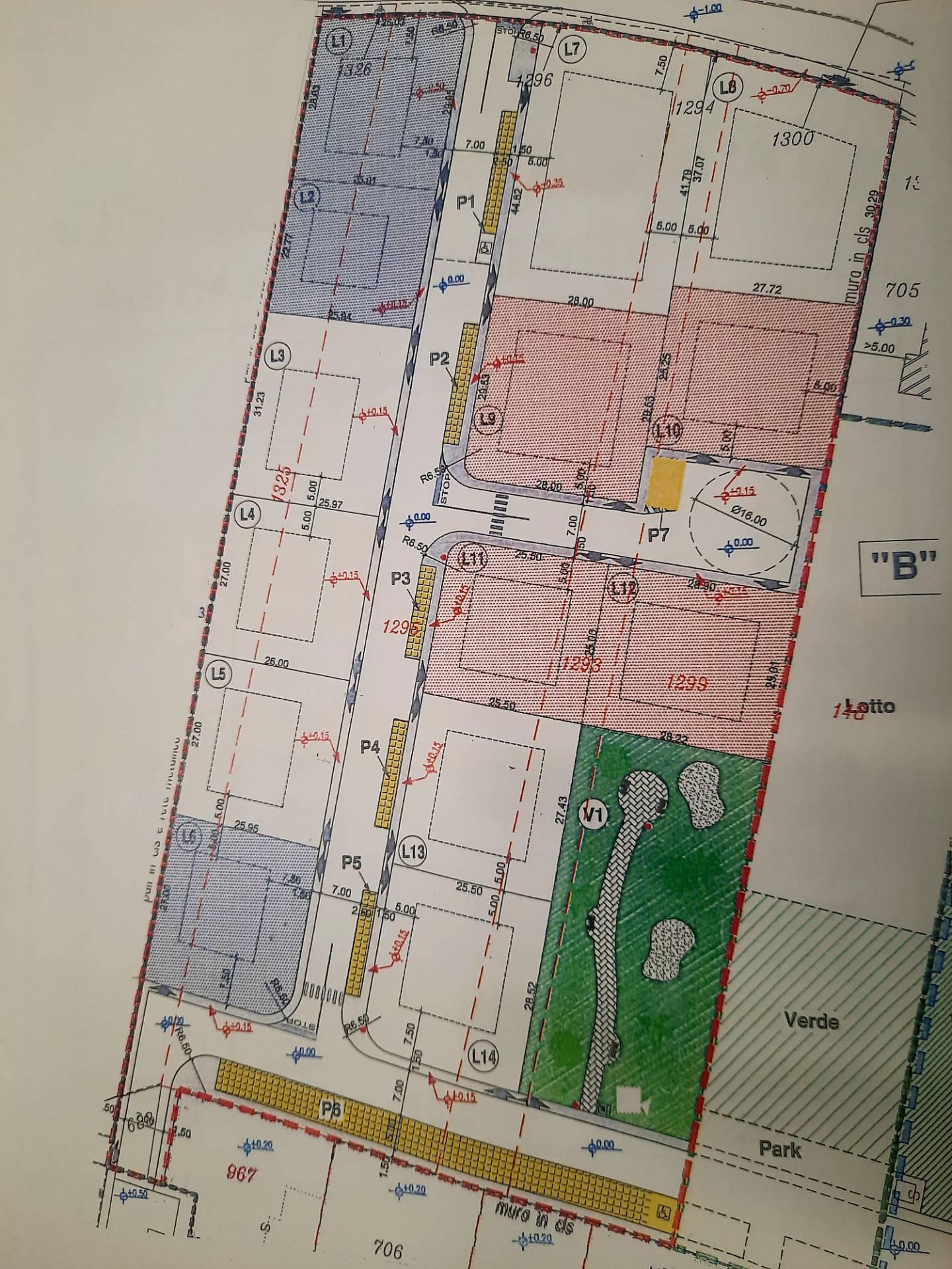 Terreno Edificabile Residenziale in vendita a San Bonifacio, 9999 locali, zona Zona: Prova, prezzo € 185.000   CambioCasa.it