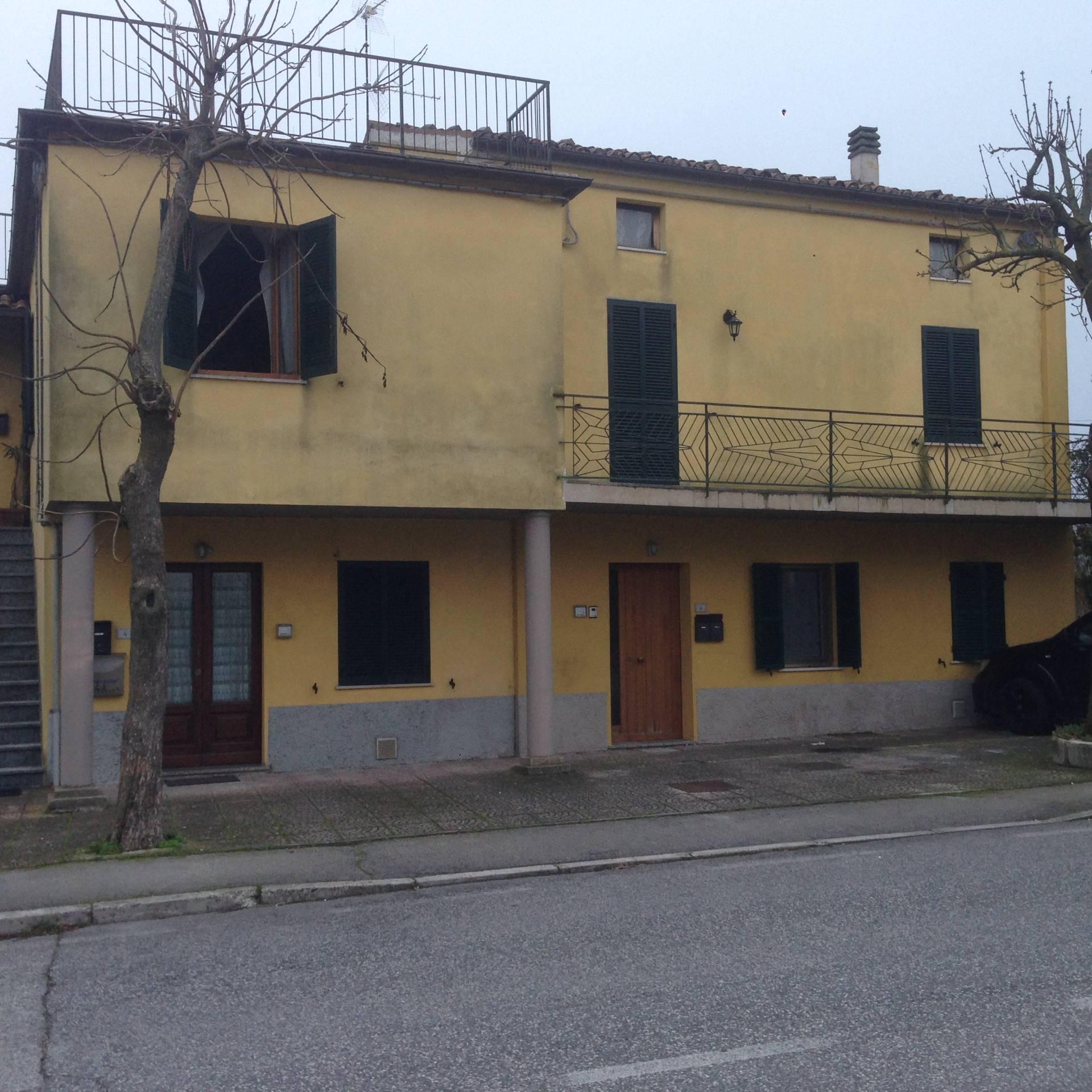 Soluzione Indipendente in vendita a Sassoferrato, 1 locali, Trattative riservate   CambioCasa.it