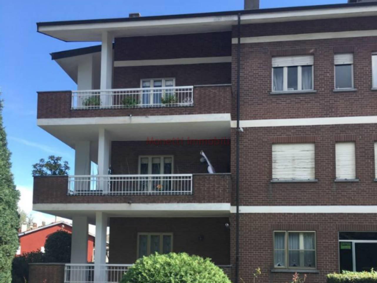 Attico / Mansarda in affitto a San Secondo di Pinerolo, 1 locali, prezzo € 380 | PortaleAgenzieImmobiliari.it
