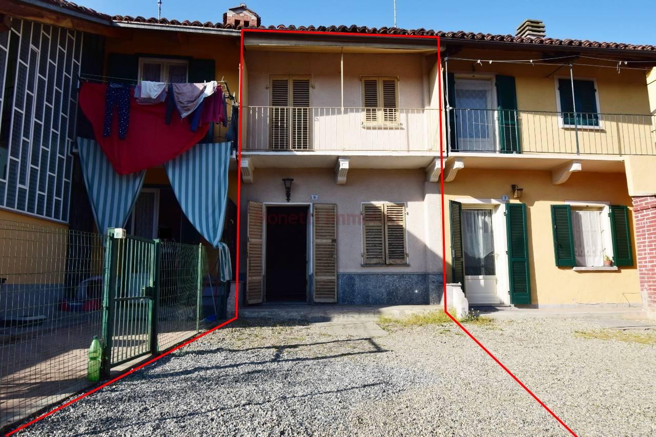 Soluzione Semindipendente in vendita a Villafranca Piemonte, 2 locali, prezzo € 49.000 | PortaleAgenzieImmobiliari.it