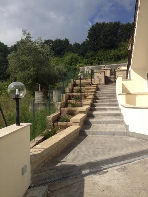 Bilocale Rignano Flaminio Via Valadier 5