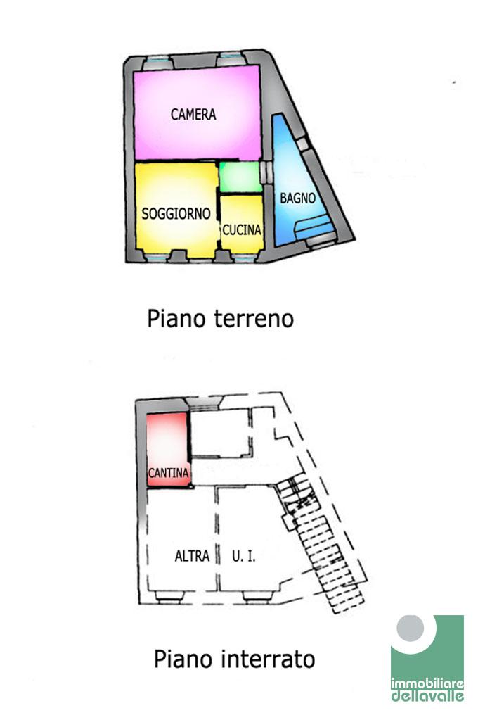 Bilocale Oleggio Via Gramsci 9
