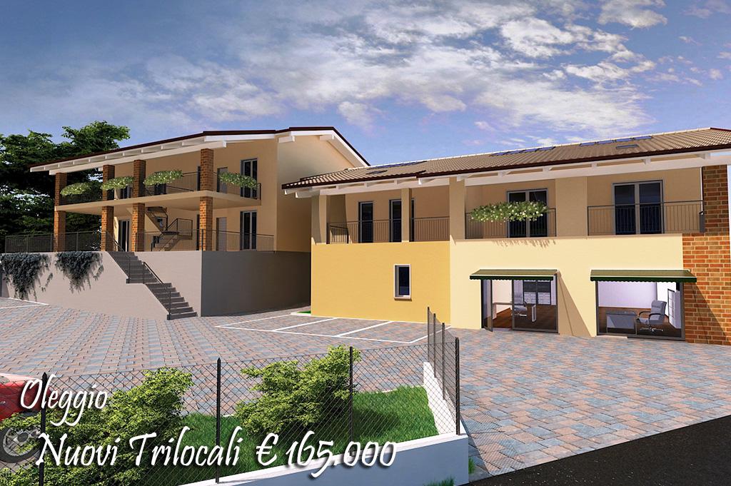 Appartamento in vendita a Oleggio, 3 locali, prezzo € 165.000 | Cambio Casa.it