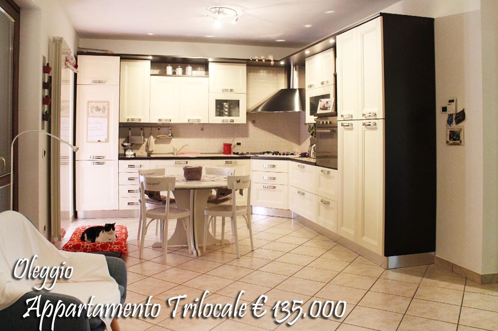 Appartamento in vendita a Oleggio, 3 locali, prezzo € 135.000 | Cambio Casa.it