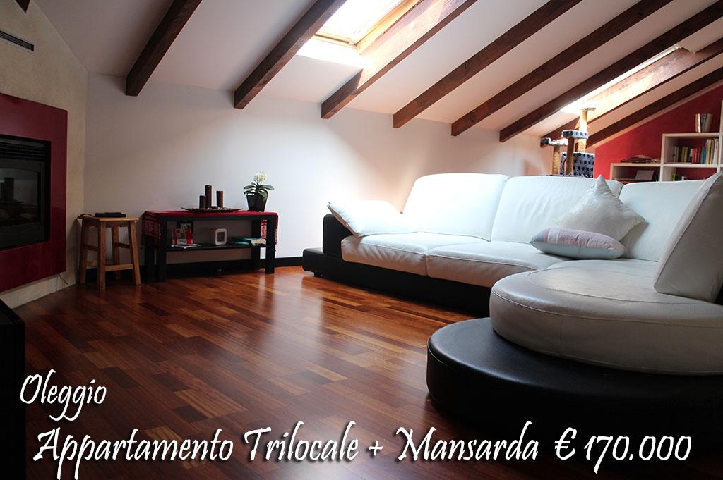Appartamento in vendita a Oleggio, 5 locali, prezzo € 170.000 | CambioCasa.it