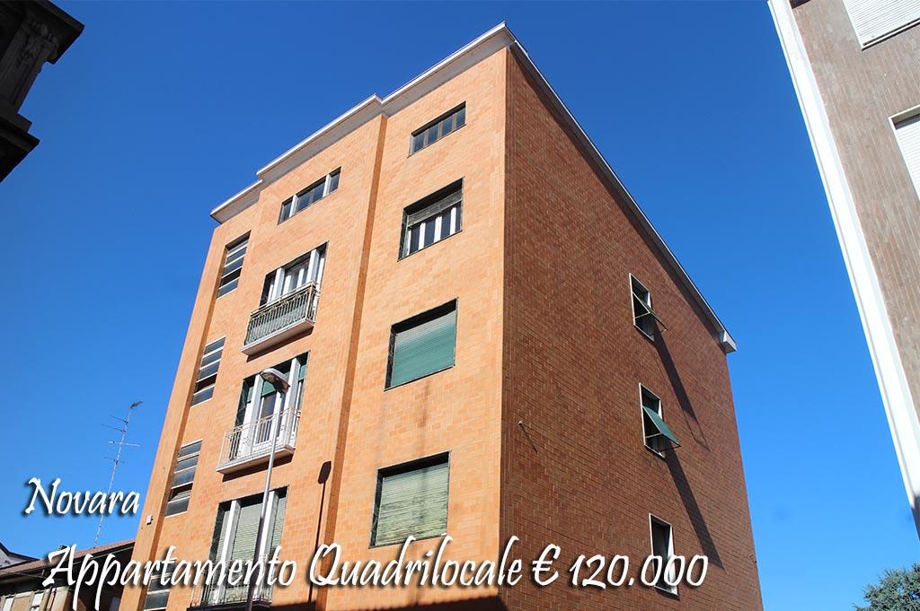 Appartamento, 95 Mq, Vendita - Novara (Novara)