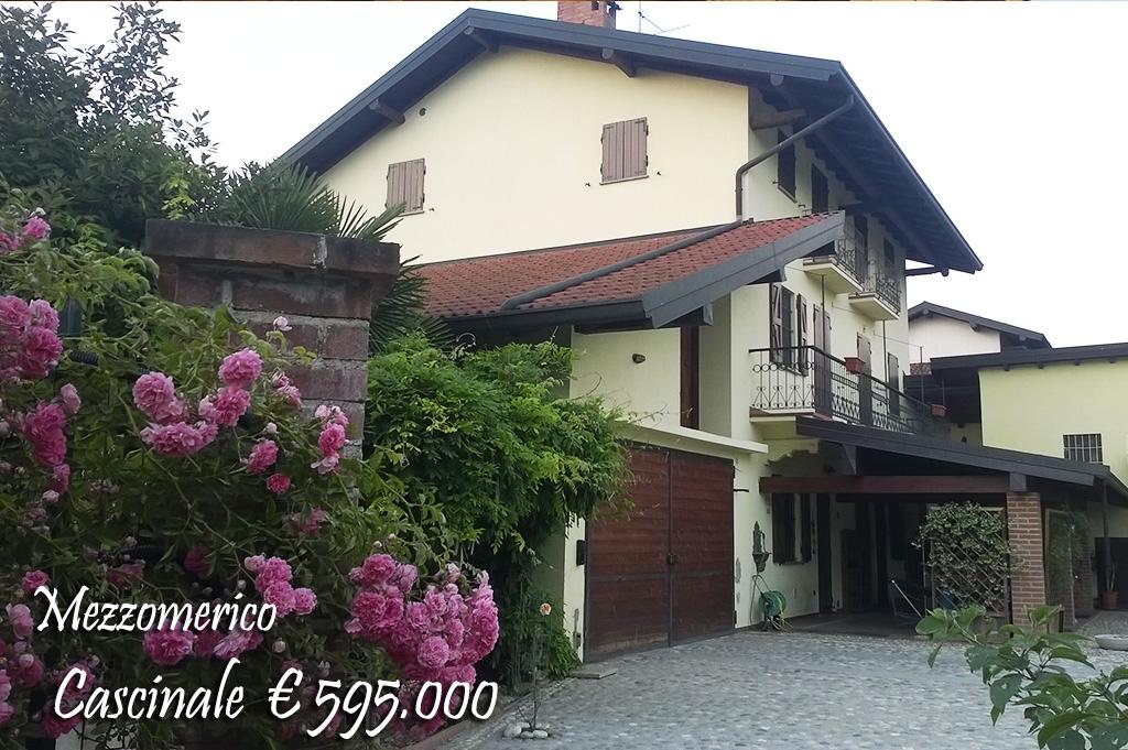 Rustico / Casale in vendita a Mezzomerico, 8 locali, prezzo € 595.000   CambioCasa.it