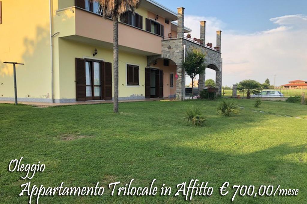 Appartamento in affitto a Oleggio, 3 locali, prezzo € 700 | CambioCasa.it