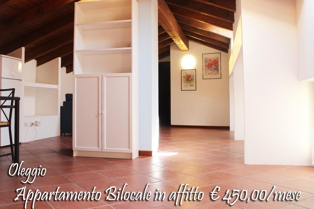 Appartamento in affitto a Oleggio, 2 locali, prezzo € 450 | CambioCasa.it