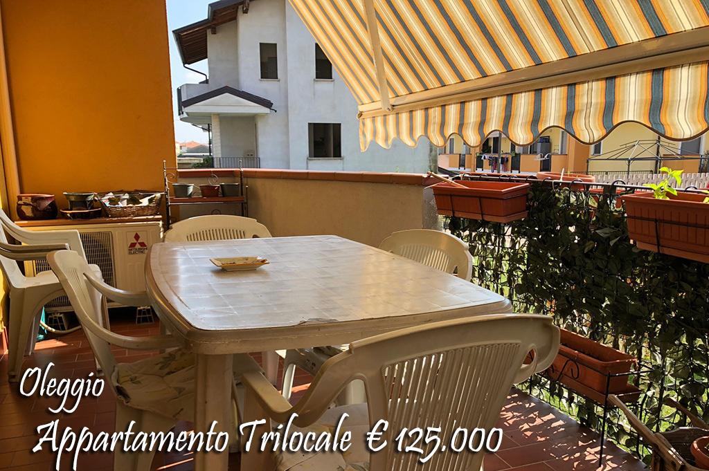 Appartamento in vendita a Oleggio, 3 locali, zona Località: vicinanzecentro, prezzo € 125.000 | CambioCasa.it