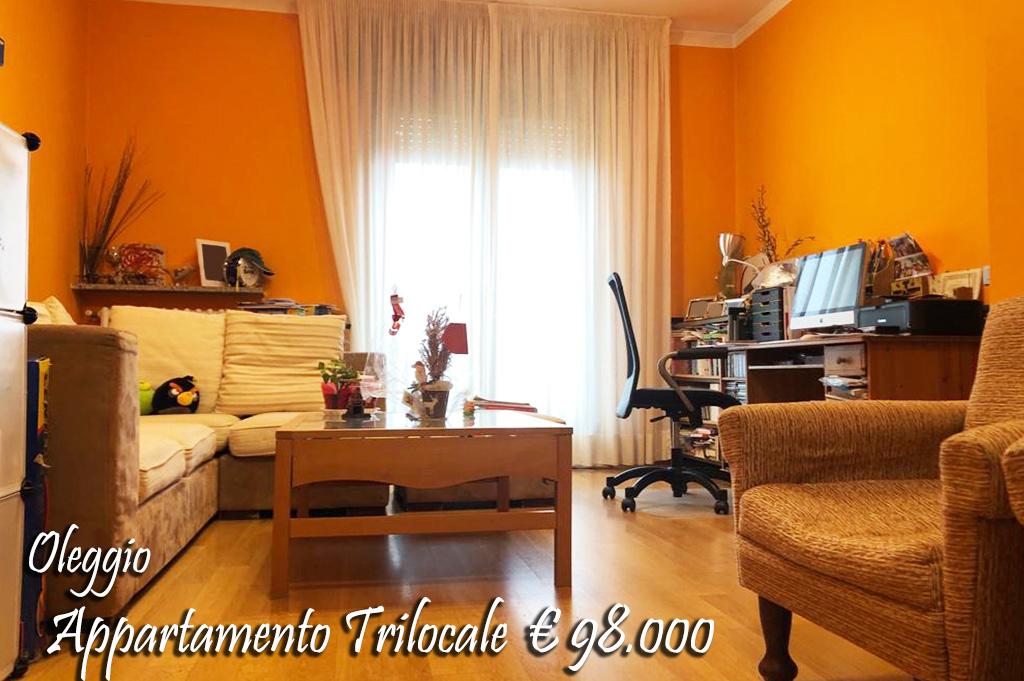 Appartamento in vendita a Bellinzago Novarese, 3 locali, prezzo € 98.000 | CambioCasa.it
