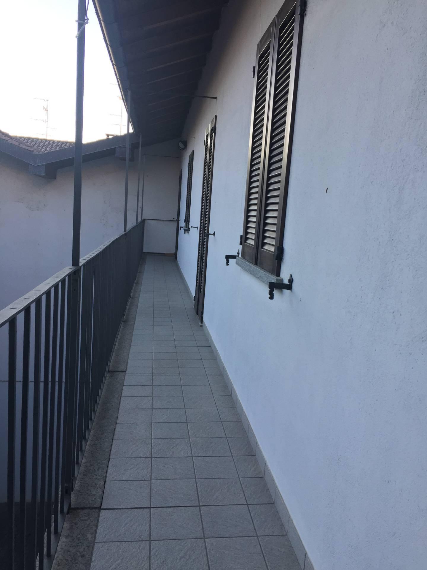 Appartamento in affitto a Oleggio, 3 locali, prezzo € 480 | CambioCasa.it