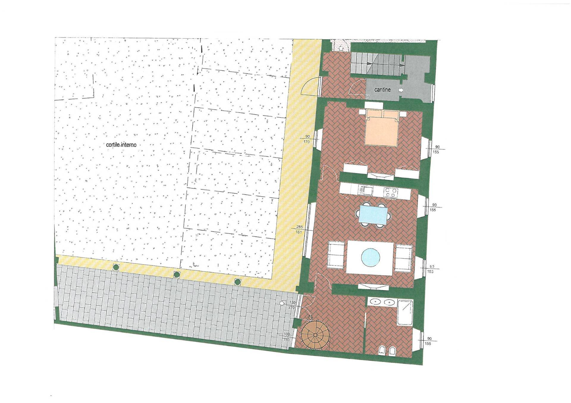 Ufficio / Studio in vendita a Oleggio, 9999 locali, prezzo € 175.000   CambioCasa.it