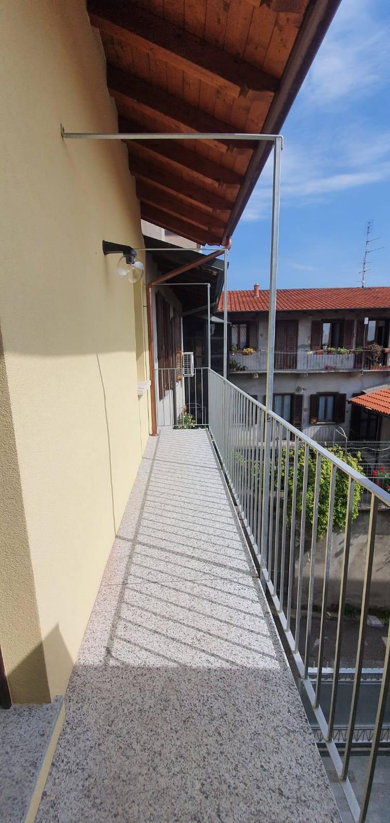 Appartamento in affitto a Oleggio, 3 locali, prezzo € 400 | CambioCasa.it