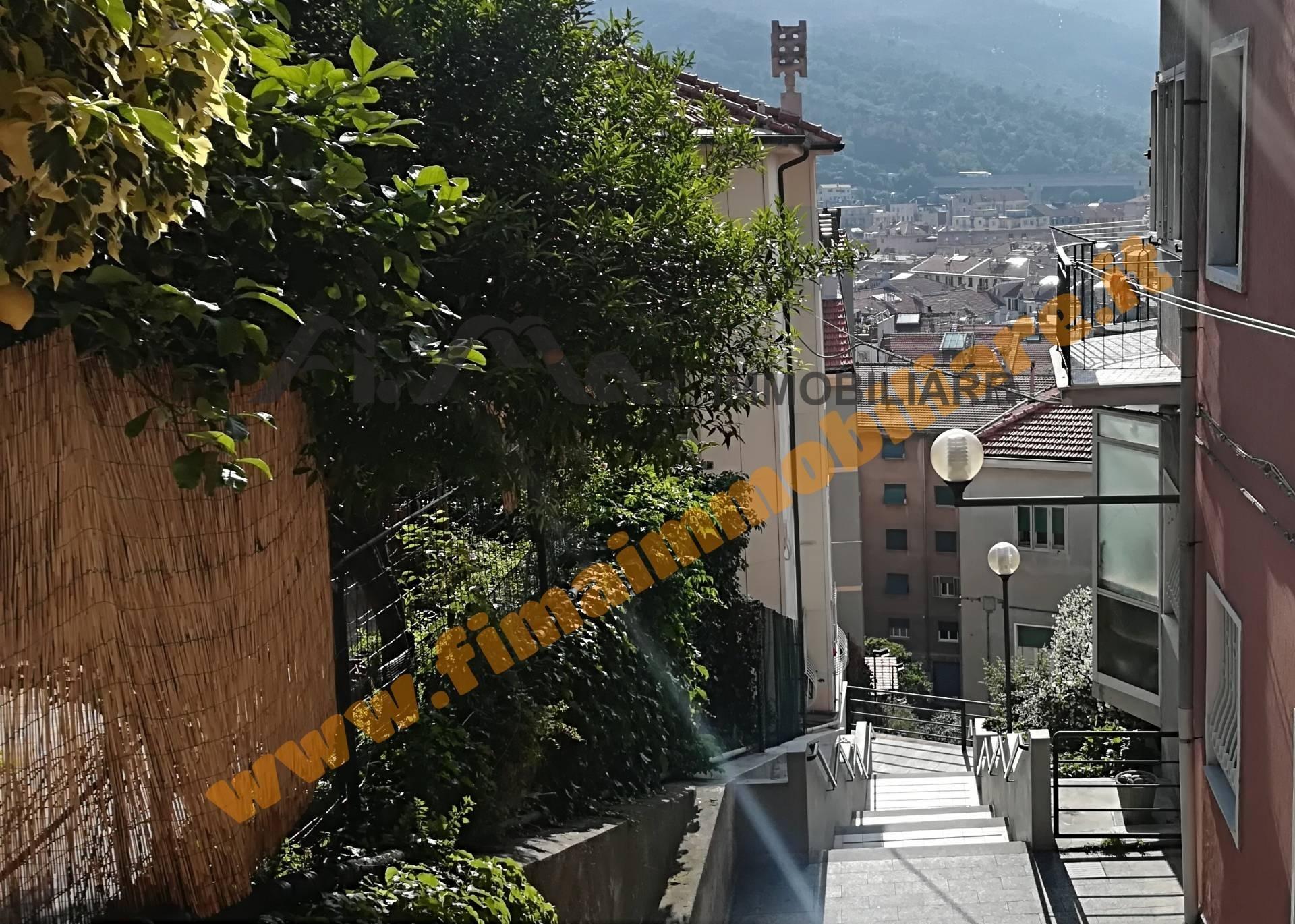 Appartamento in vendita a Savona, 3 locali, zona apiana, prezzo € 109.000 | PortaleAgenzieImmobiliari.it