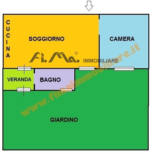 Appartamento in vendita a Savona, 2 locali, prezzo € 104.000   PortaleAgenzieImmobiliari.it