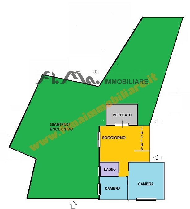 Appartamento in vendita a Savona, 3 locali, prezzo € 280.000   CambioCasa.it