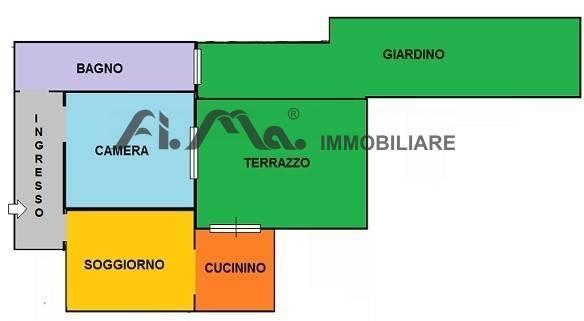 Appartamento in vendita a Savona, 2 locali, zona oria, prezzo € 75.000   PortaleAgenzieImmobiliari.it