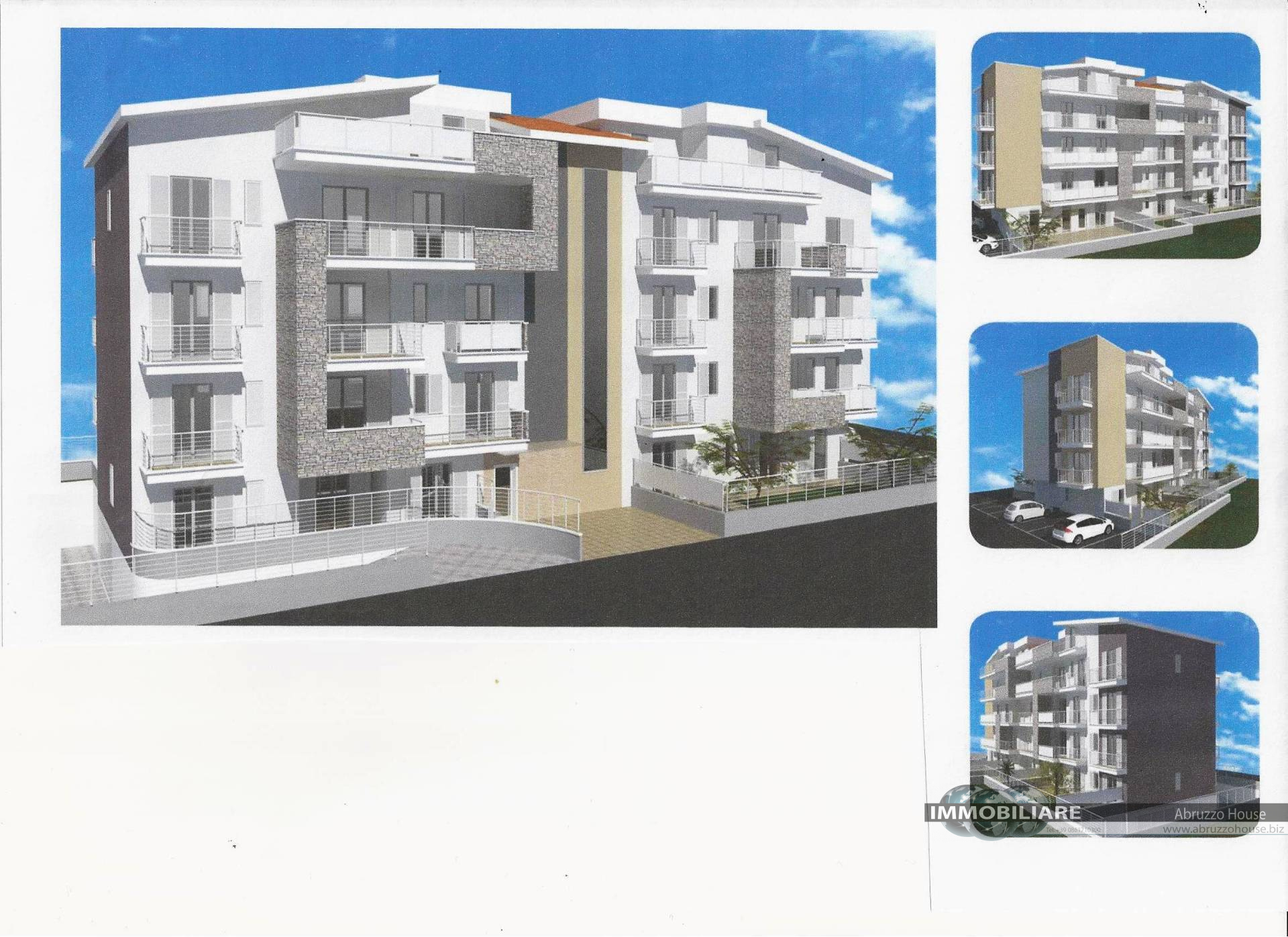 vendita appartamento alba adriatica zona mare  138000 euro  3 locali  63 mq