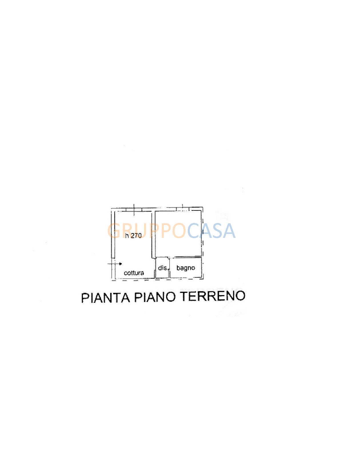 Bilocale Pescia Ponte All'abate 7