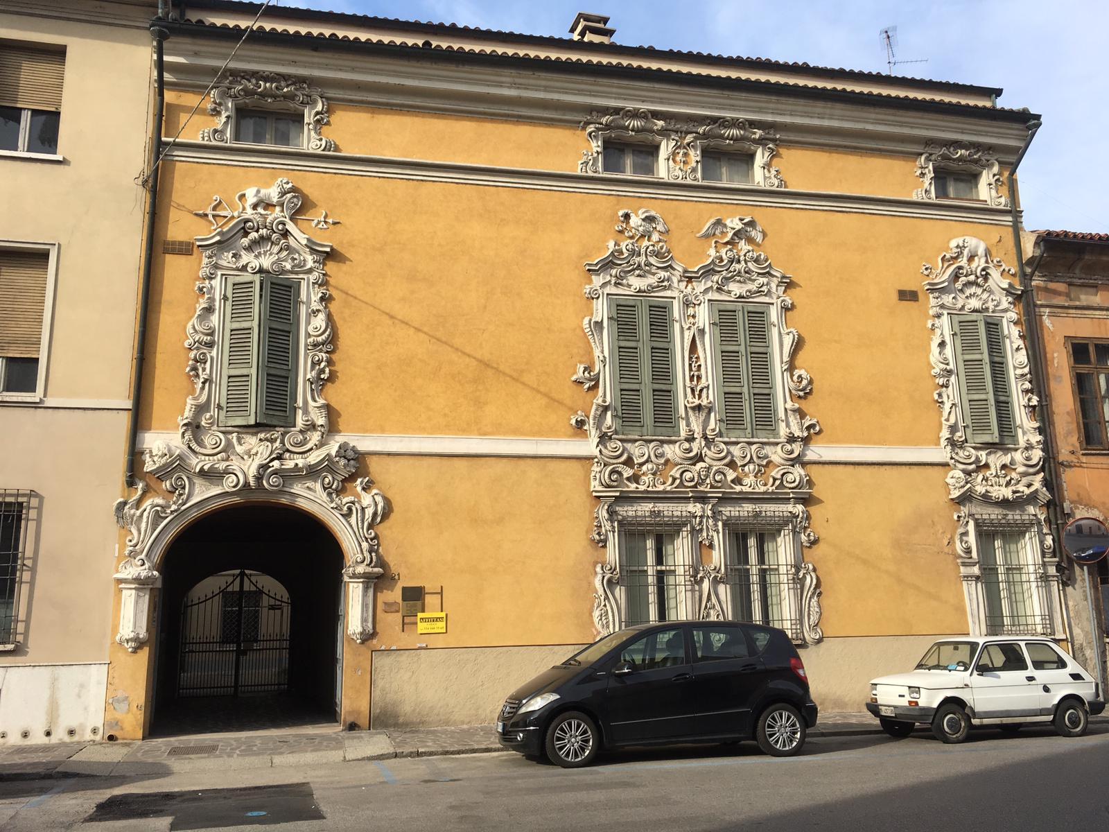 appartamento mantova affitto  centro storico  iside srl